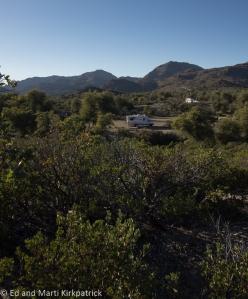 Oak Flats Campsite