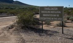 Smuggling Sign