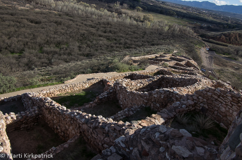 Tuzigoot Rooms