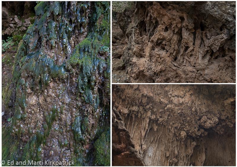 Travertine Formations