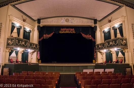 Elks Theater in Prescott