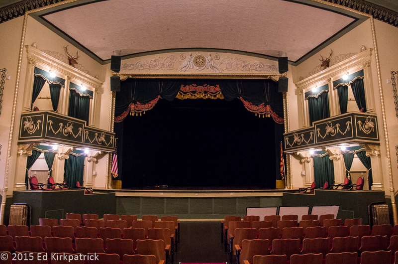 Elks Theater in Prescott