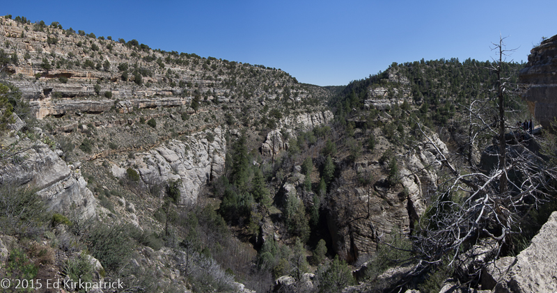 20150328-Walnut Canyon Pano