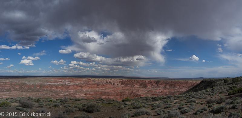 20150331-Painted Desert  Pano