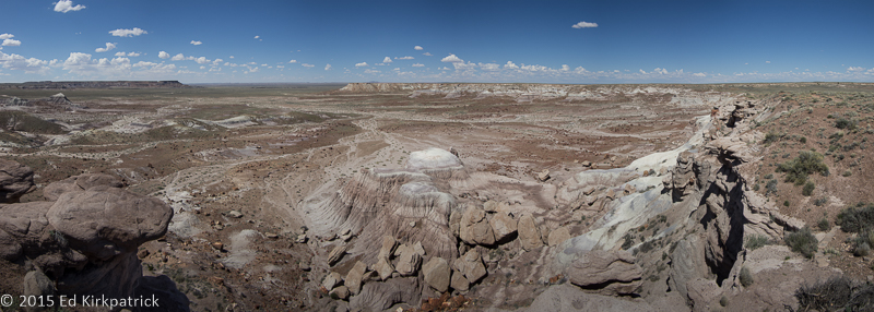 20150331-Petrified Forest Pano 1