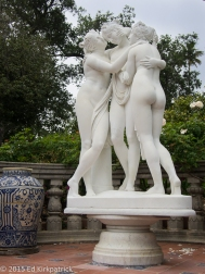 The Three Graces - Hearst Castle